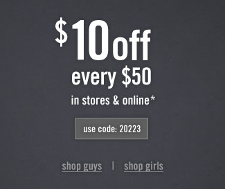 abercrombie kids 10 off 50 printable coupon